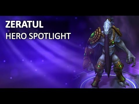 видео: heroes of the storm: Зератул убийца