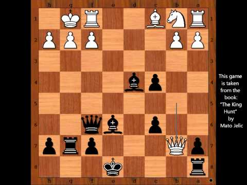 The King Hunt: Guila Vs Pezzi 1875