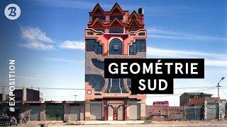 Géométrie sud à la Fondation Cartier
