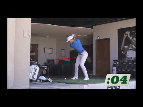 Cameron Champ Driver Swing Analysis
