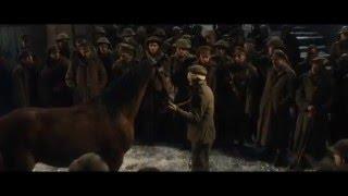 Отрывок из Фильма Боевой Конь (War Horse)