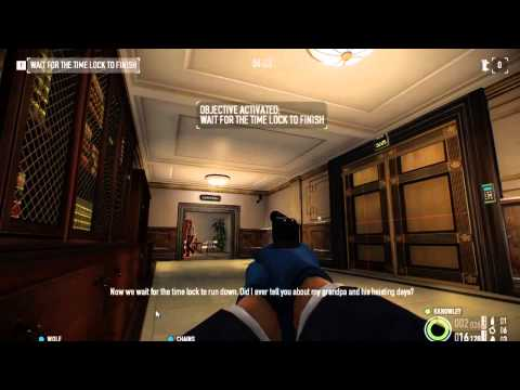 Payday 2: Backing Bobblehead Bob Achievement Guide