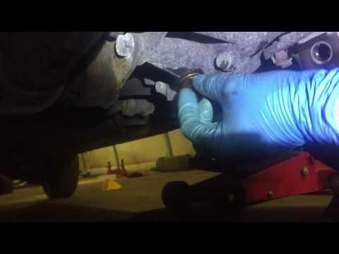 Citroen Saxo Automatic Transmission Fluid change