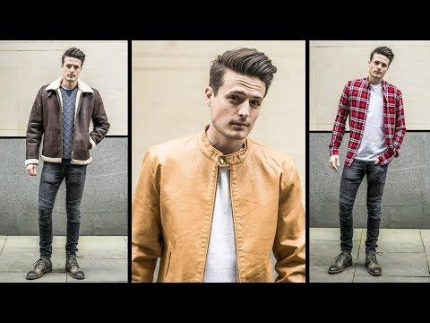 5 Fall/Autumn Fashion Style Tips 2017 | Mens Fall Lookbook | BluMaan 2017