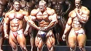 When Markus Ruhl Was Standing Next To Paul Dillett - Monster vs Monster