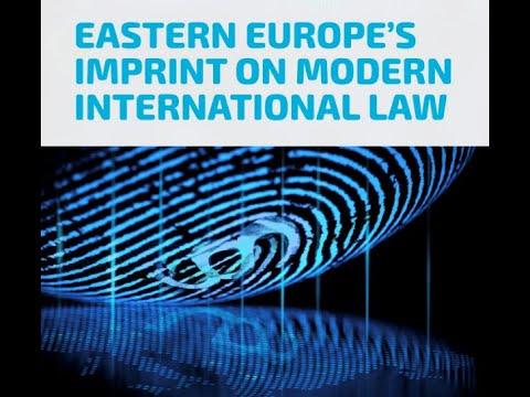 Download Eastern Europe's Imprint on Modern International Law – Lecture by Stefan Troebst