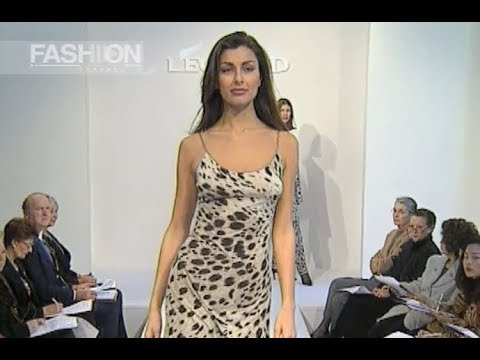 LEONARD Fall Winter 1998 1999 Paris - Fashion Channel