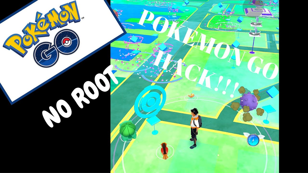 pokemon go super easy joystick hack location spoofer hack no need root android