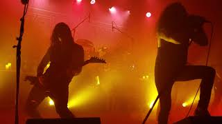 DEATH ANGEL-IMMORTAL BEHATED LIVE 11-17-19 PORTLAND