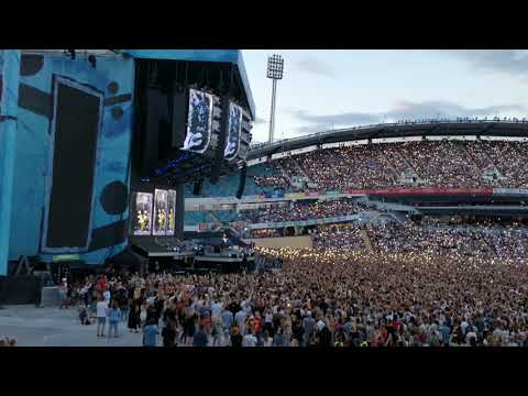 Ed Sheeran - Perfect (4K, Gothenburg 10/7-2018)