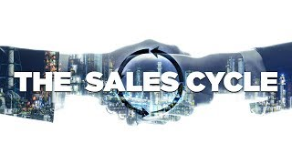 The Sales Cycle: Young Hustlers