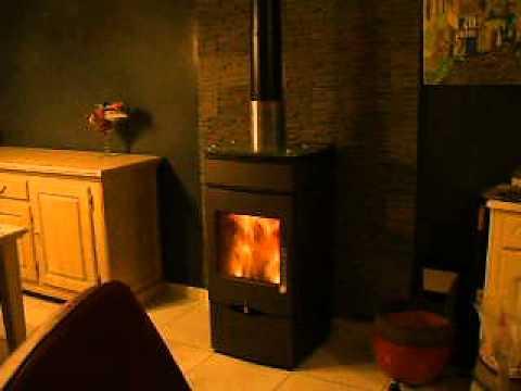 poele granules sans electricite koppe duo confort youtube. Black Bedroom Furniture Sets. Home Design Ideas