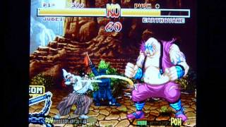 Wii - Samurai Shodown Anthology - WiiU Back compatible