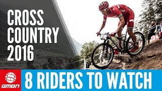 8 Cross Country Mountain Bike Riders To Watch In 2016