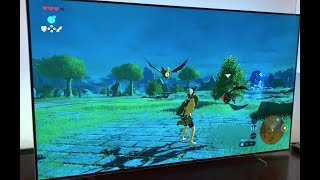 My 4K OLED HDR TV (Philips 55OLED803) - Gaming on Nintendo Switch, PC, PS4 & Android TV