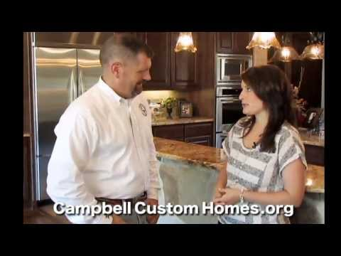 Home Builder in Longview Texas - Campbell Custom Homes