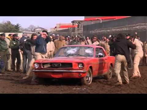 Encerrado-Escena: Ford Mustang