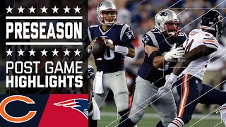 Bears vs. Patriots | Game Highlights | NFL