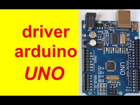 driver Arduino uno Ch340