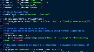 Execute/Run FFmpeg Using PHP Apache On Windows Server Tutorial Prt2