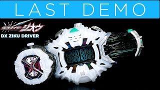 Download Video Last Demo: DX Ziku Driver + Ridewatch Holder Set / Kamen Rider Zi-O MP3 3GP MP4