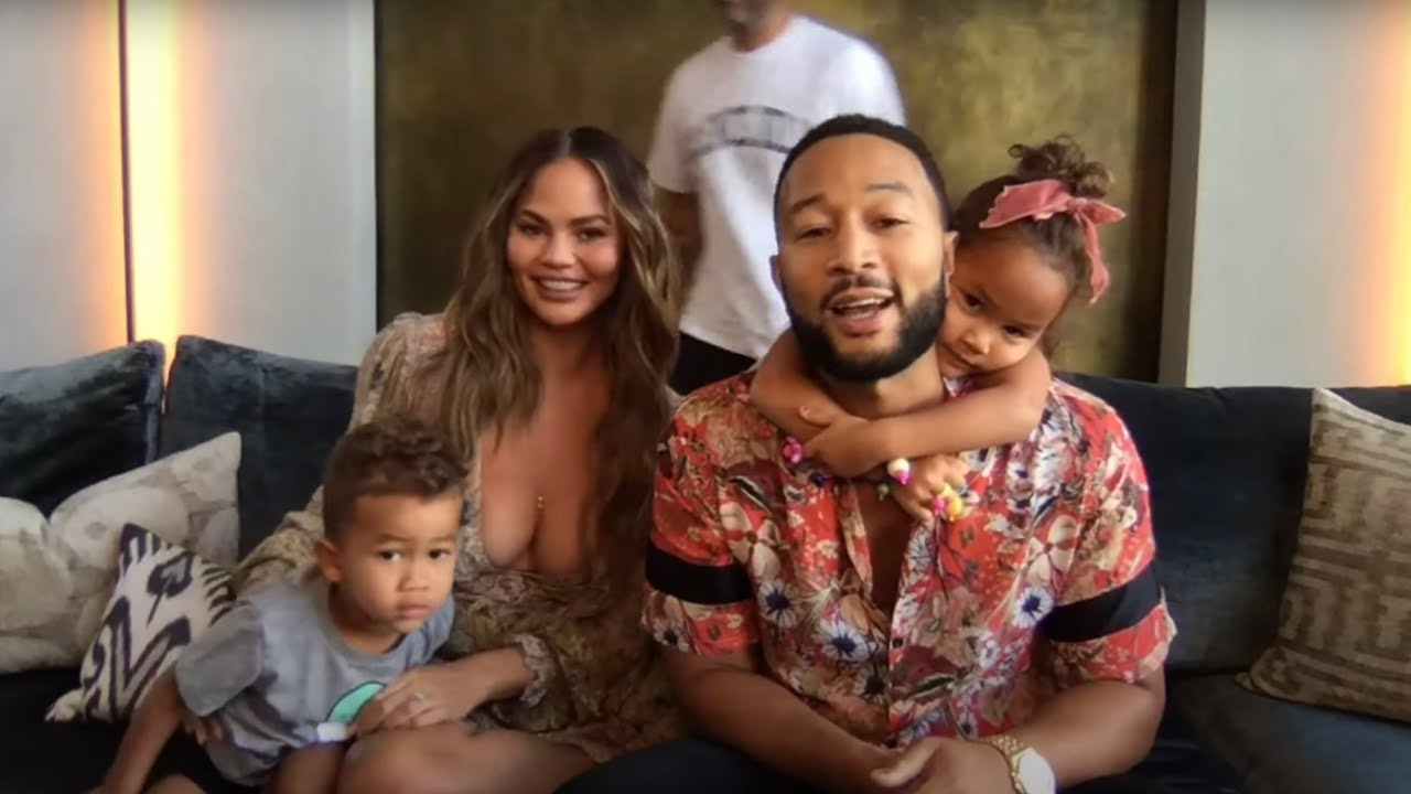 John Legend & Chrissy Teigen EXPECTING BABY NO. 3, But Here's Whats 'Wild'