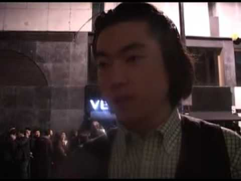 Kazakh Welcome Party - video review - KazSociety News
