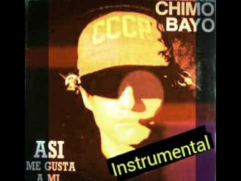 CHIMO BAYO - Así me gusta a mí [INSTRUMENTAL OFICIAL]