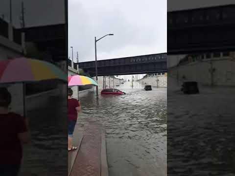 Windsor, ON flooding — Aug. 29, 2017