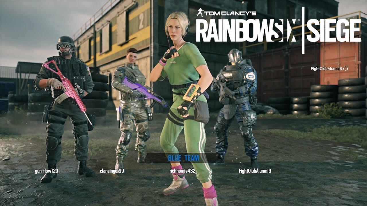 rainbow six siege pc mega