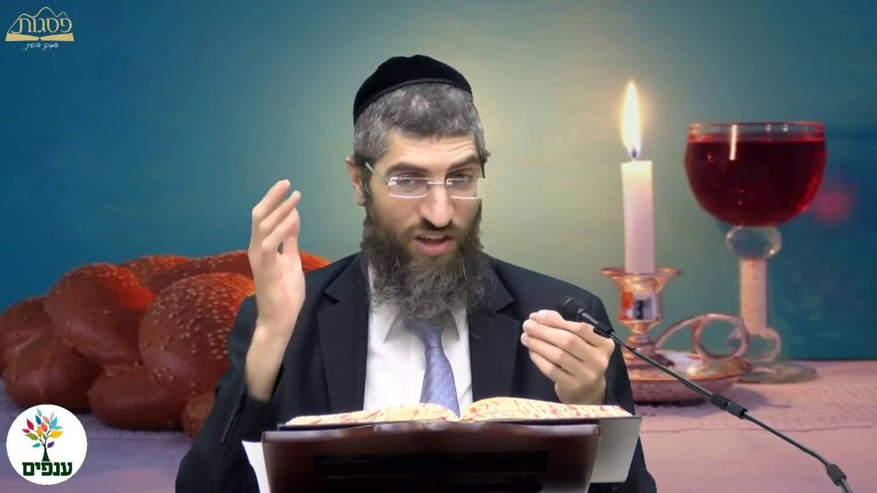 כללים במלאכות שבת - הרב יצחק יוסף HD