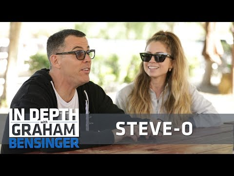 Steve-O And Fiancee: No Kissing For The First Month