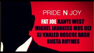 Fat Joe - Pride N Joy ft. Kanye West (Instrumental)