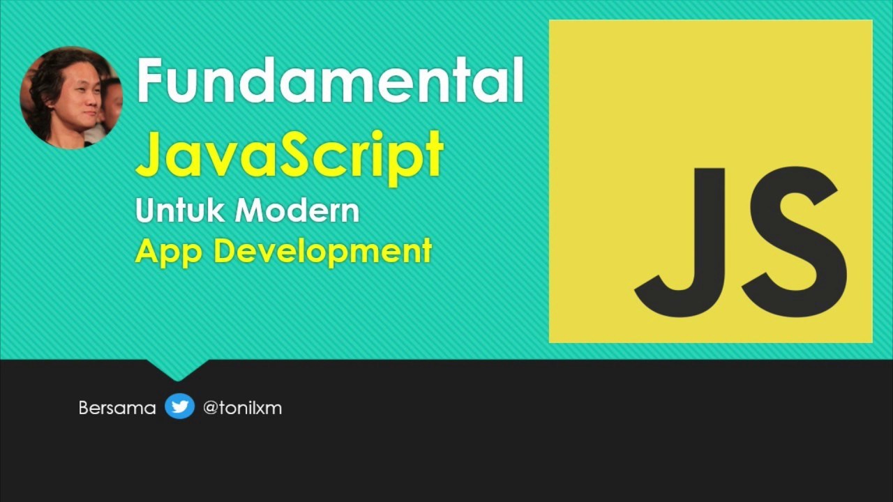 2. Apa itu JavaScript? - YouTube