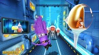 Despicable Me 2: Minion Rush Evil Minion Gru's Lab Vector