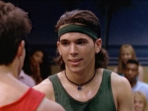 Tommy Oliver's First Scene | Mighty Morphin Power Rangers | Green Ranger