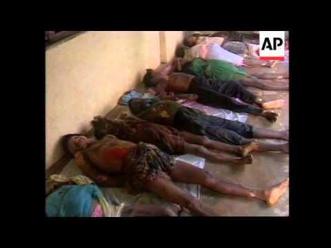 Sri Lanka - Tamil Tiger Massacre At Kotiyagala
