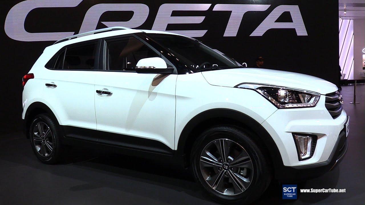 2016 Hyundai Creta Тест-Драйв Игорь Бурцев / Хендай Крета .