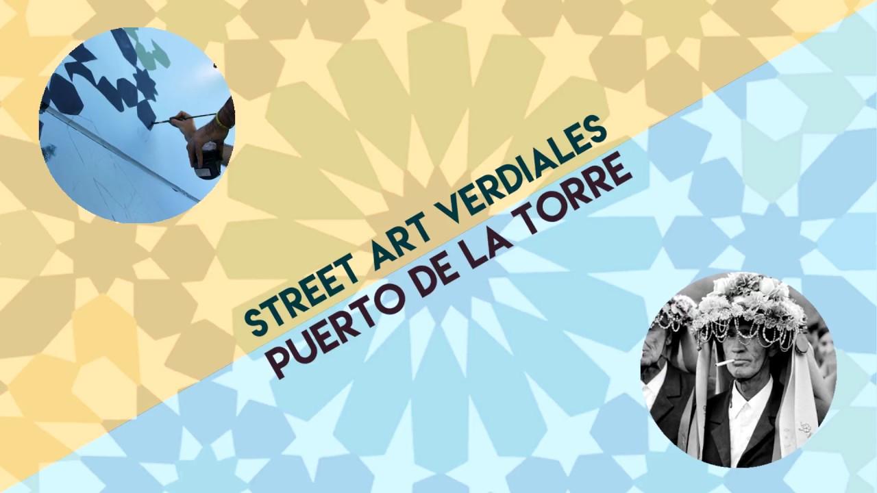 Street art verdiales puerto de la torre youtube - Puerto de la torre ...