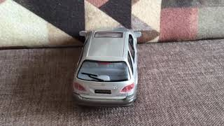 Lexus RX 300 Review toy car.