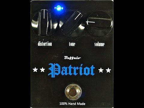 Buffalo FX The Patriot Fuzz