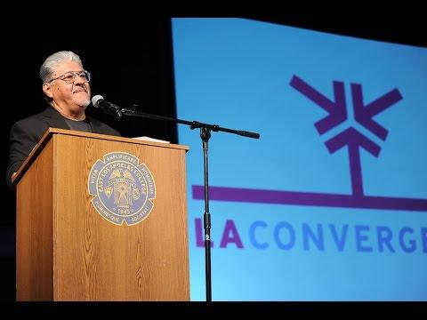 2014 LA Convergence - Closing Keynote, Luis J. Rodriguez, Poet Laureate of Los Angeles