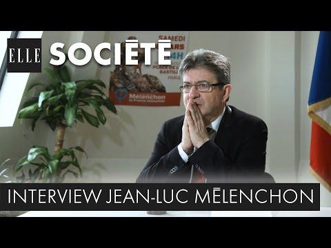 Interview au QG de Jean-Luc Mélenchon | ELLE Société