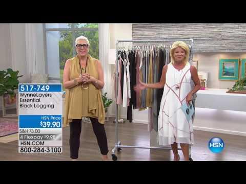 HSN | MarlaWynne Layers Fashions 06.22.2017 - 05 PM