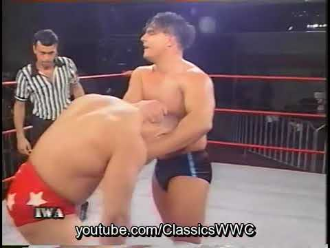 IWA: Sean Hill vs. Danny Boy (2000)
