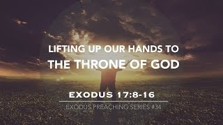 Lifting Up Our Hands To The Throne of God - Pastor Billy Jung (Hope of Glory)