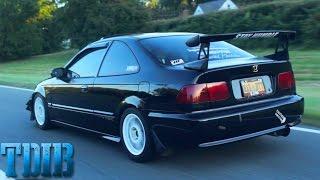 """""""RICECAR"""" or Personality?- Honda Civic Si EM1 Review!"""