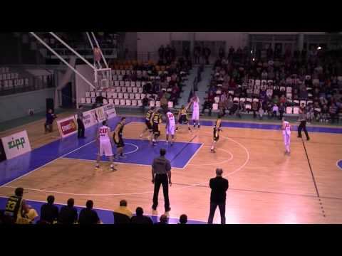 EDYMAX SPU Nitra - BK Inter Incheba Bratislava (15.kolo Slovak Sport.TV Extraligy)