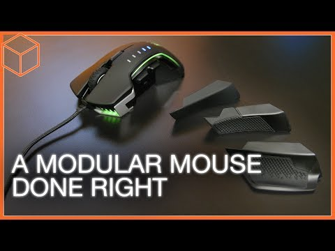 Corsair Glaive RGB Optical Gaming Mouse Review - 3 Awesome Mice in 1
