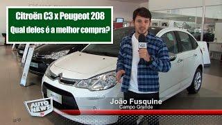 Citro n C3 x Peugeot 208